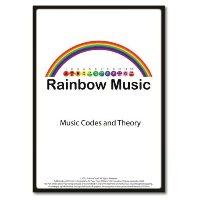Rainbow Music - Music Codes and Theory