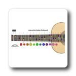 Rainbow Music Interactive Guitar Fret