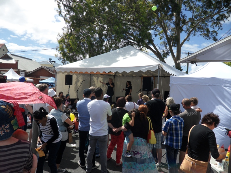 Yarraville Arts Festival - Community Stage