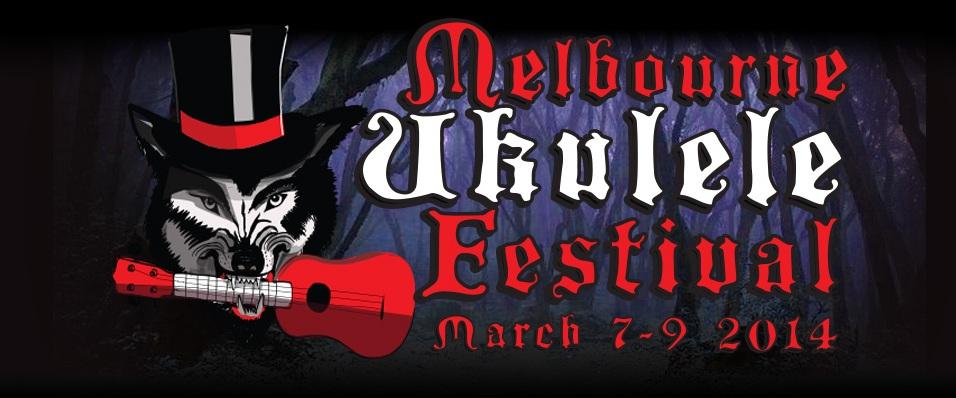 Melbourne Ukulele Festival 2014
