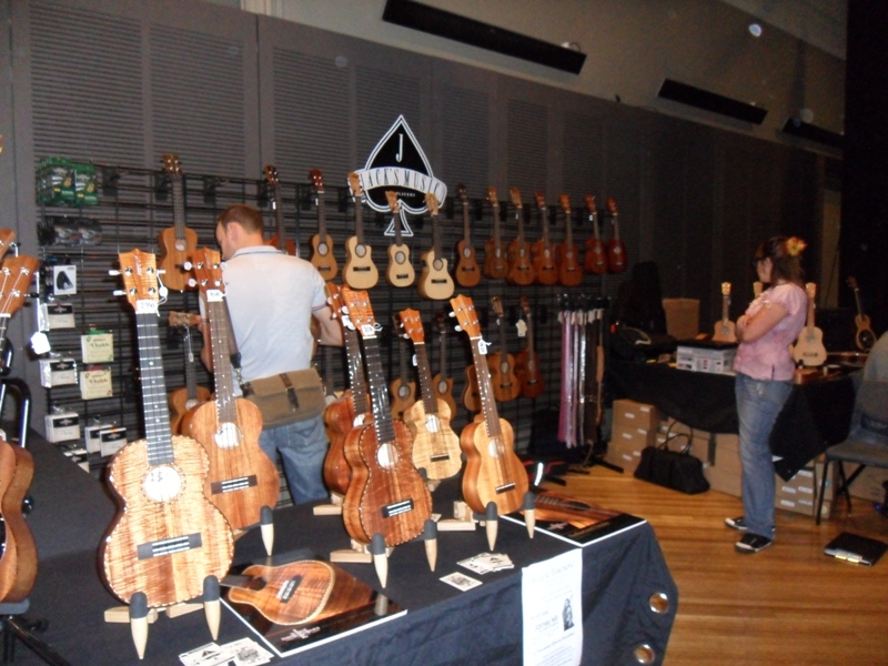 Melbourne Ukulele Festival - Rainbow Music - Market Hall - Jacks Music