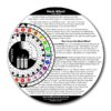 Rainbow Music - Music Wheel - Rear Instructions