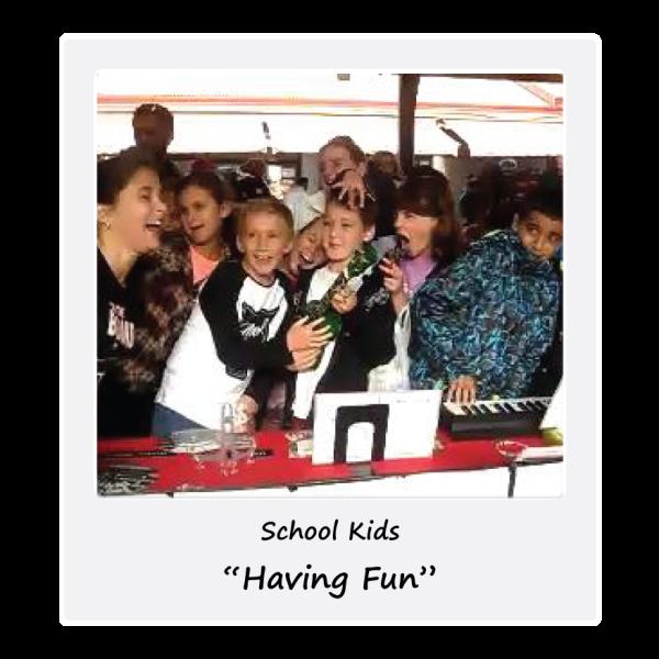Rainbow Music - School Kids