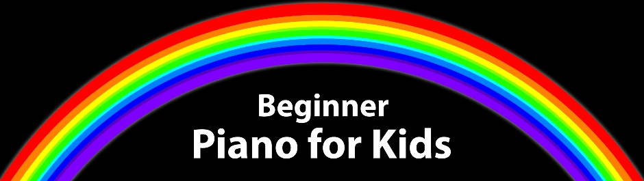 beginner piano for kids header