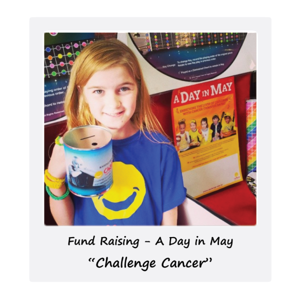 fund raising challenge cancer