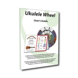ukulele wheel users guide booklet